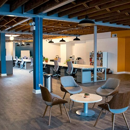 Corporate Commercial Office Interior Design Services Chicago