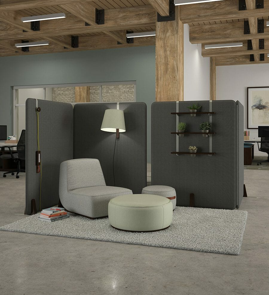 Office Design Trends Vertical Interior Design