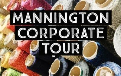 Mannington Flooring Mill Tours