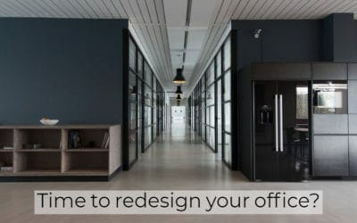 Time to Redesign Your Office