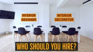 Interior Designer Or Interior Decorator Which Should You Hire Vertical Interior Design