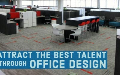 Office Design Attracts Employees