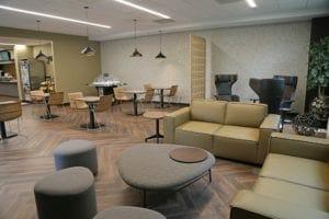 Collaborative Office Design Vertical Interior Design