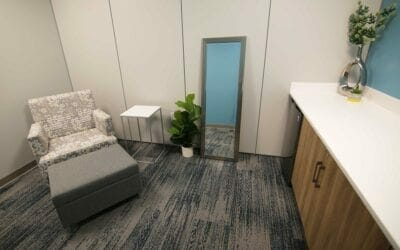 How to design a Mother's Room in the Workplace