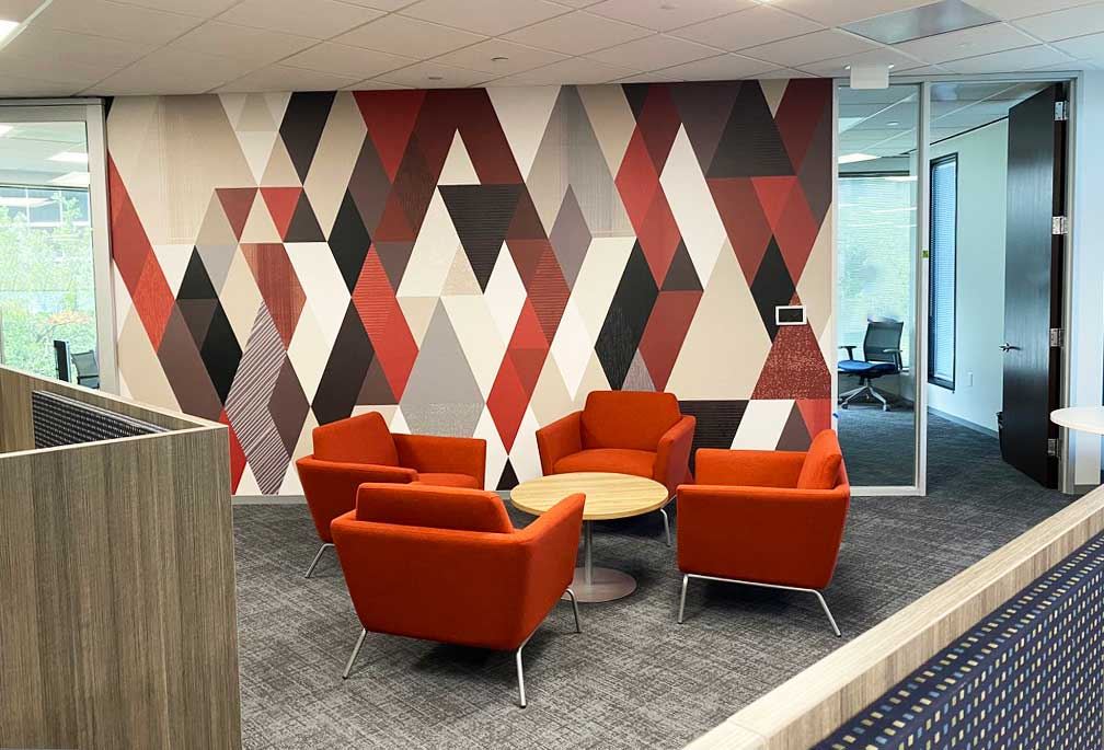 STAFFING FIRM OFFICE DESIGN