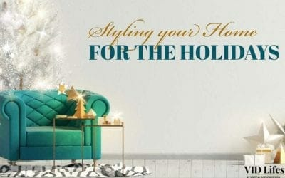 Style your Home for the Holidays