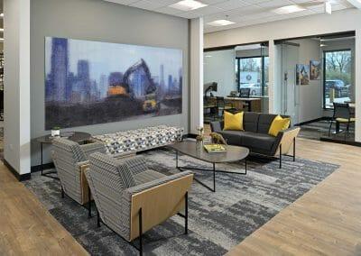 office design lounge
