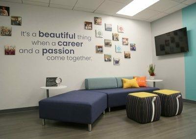 office lobby design
