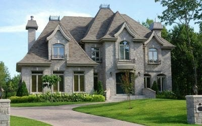 Luxury Home Architecture Styles