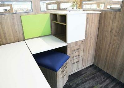 cubicle design
